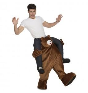 Déguisement Porte Moi Ours Teddy Bear adulte