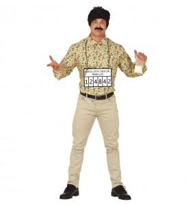 Déguisement Pablo Escobar adulte