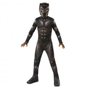 Déguisement Panthère Noire Marvel enfant