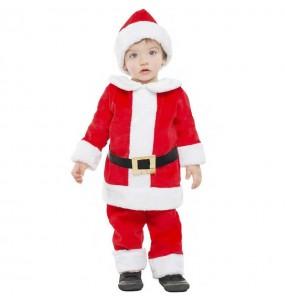 Déguisement Papa Noël Bébé