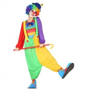 Déguisement Clown du Cirque femme