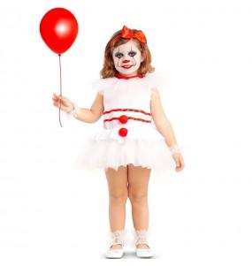 Déguisement Clown diabolique IT bébé