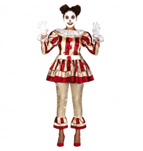 Déguisement Clown Lolita Adulte