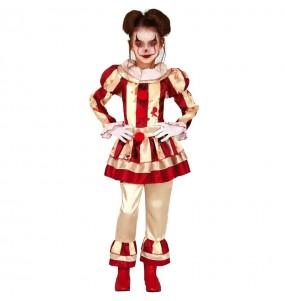 Déguisement Clown Short