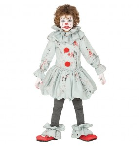 Déguisement Clown Maléfique IT enfant