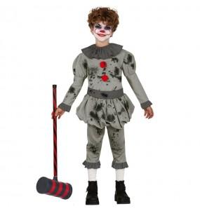 Déguisement Clown Assassin garçon