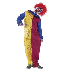 Deguisement Clown Tueur Youtube enfant