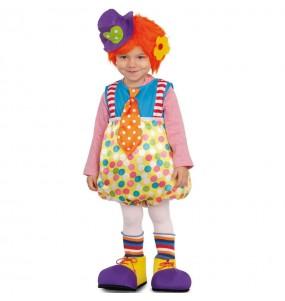Déguisement Clown Knickers bébé
