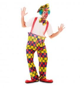 Déguisement Clown - Homme