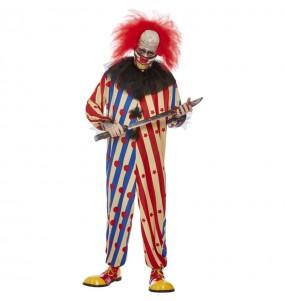 Déguisement Clown affreux homme