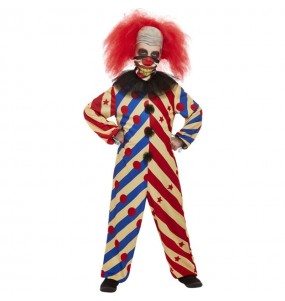 Déguisement Clown affreux garçon