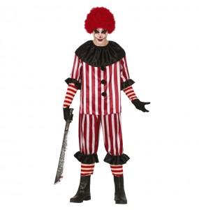 Déguisement Clown Terreur homme