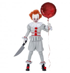 Déguisement Clown It Pennywise garçon