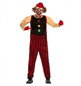 Déguisement Clown Terrifiant homme