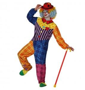 Déguisement Clown Bâton