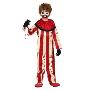 Déguisement Clown Perturbé garçon