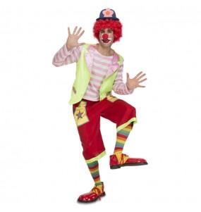 Déguisement Clown Rodéo pour homme