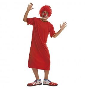 Déguisement Clown Tunique