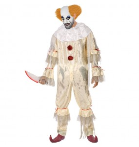 Déguisement Clown Sanglant homme