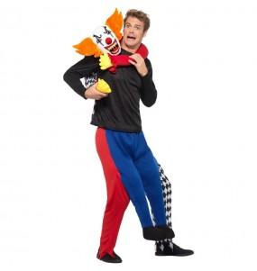 Déguisement Porte Moi Clown kidnappeur homme