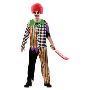 Déguisement Clown Tueur homme