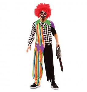 Déguisement Clown Sinistre garçon