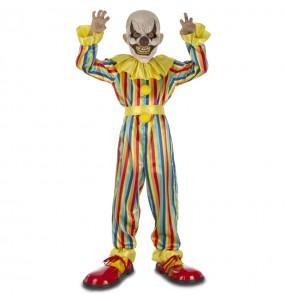 Déguisement Clown Terreur enfant