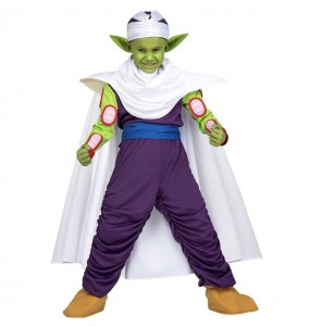 Déguisement Piccolo Dragon Ball enfant
