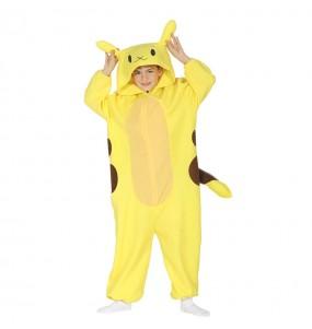 Déguisement Pikachu Pokémon enfant