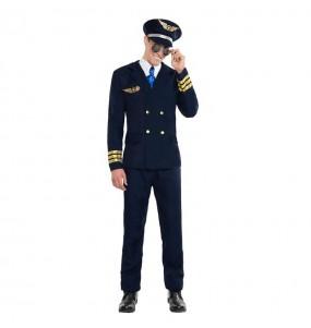 Déguisement Pilote de l'air pour homme