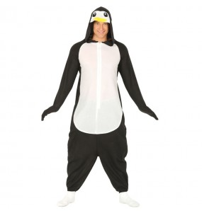 Déguisement Pingouin Kigurumi Adulte