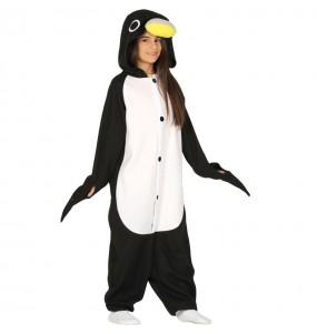 Déguisement Kigurumi Pingouin enfant