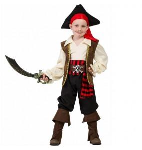 Déguisement Pirate Haute Mer garçon