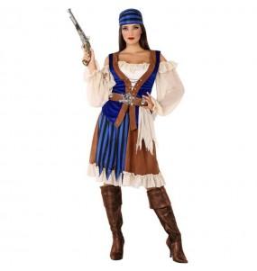 Déguisement Pirate des Caraïbes Femme