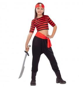 Déguisement Pirate du Trésor fille