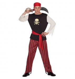 Déguisement Pirate du Trésor homme