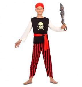 Déguisement Pirate du Trésor garçon