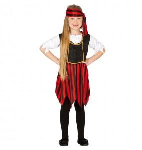Déguisement Pirate Corsaire pour fille