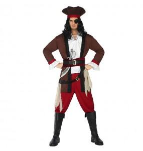 Déguisement Pirate des Caraïbes pour homme