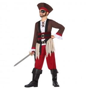Déguisement Pirate des Caraïbes garçon