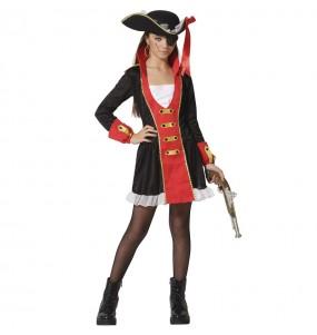Déguisement Pirate des océans fille