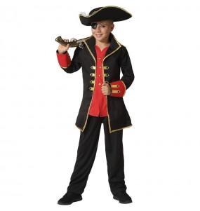 Déguisement Pirate des océans garçon