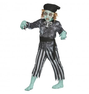 Déguisement Pirate Fantôme Enfant