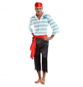Déguisement Pirate Flibustier homme