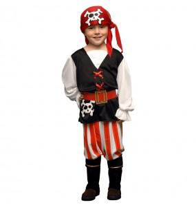Déguisement Pirate Jack pour garçon