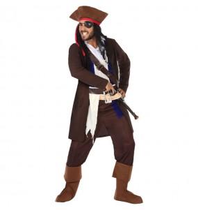 Déguisement Pirate Jack Sparrow homme