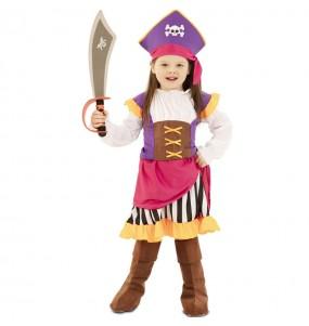 Déguisement Izzy et les Pirates du Pays imaginaire fille