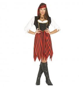 Déguisement Pirate Outre-Mer pour femme