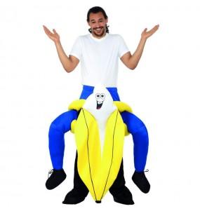 Déguisement Porte moi Banane adulte