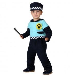 Déguisement Policier bébé